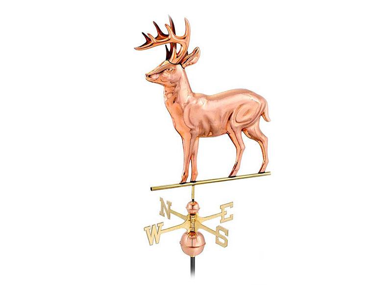 (638P) Standing Deer Arrow Image