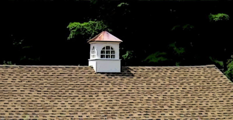 cupola installation amish country cupolas