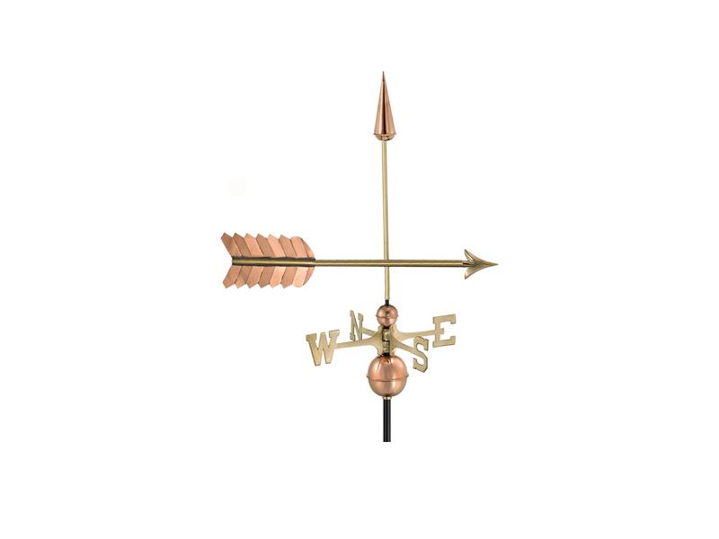 (#611S) Arrow Weathervane Image