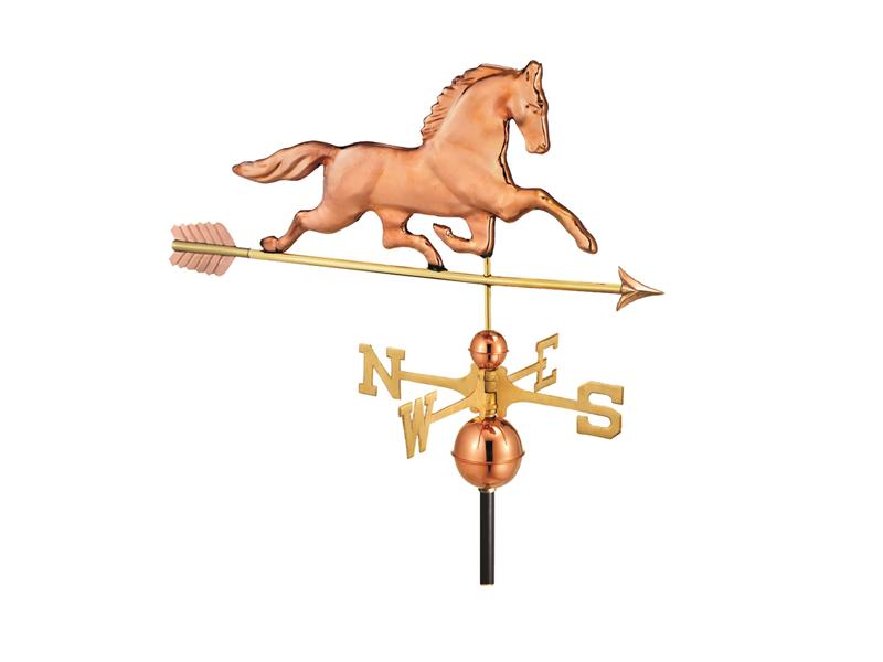 (#623)Patchen Horse Weathervane Image