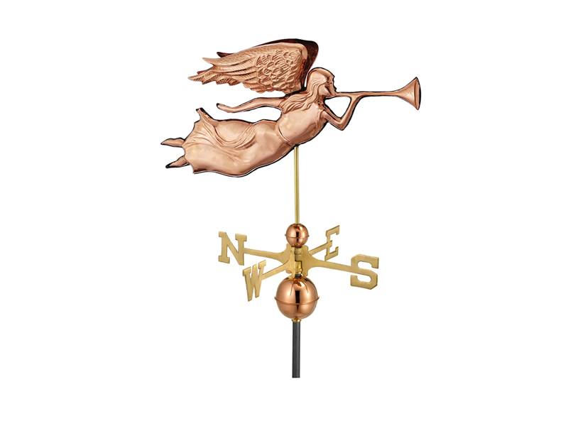 (#630) Angel Weathervane Image