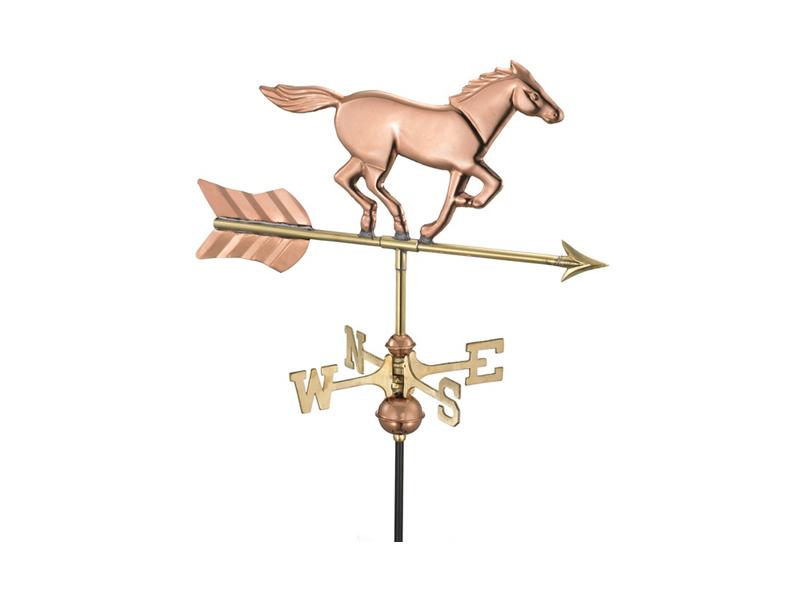 (#801) Horse Weathervane Image