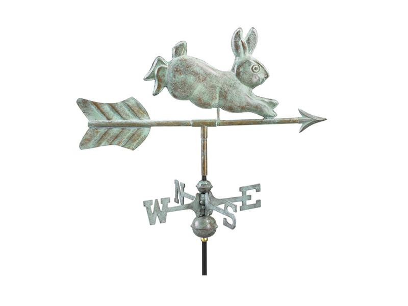 (#809) Rabbit Weathervane Image