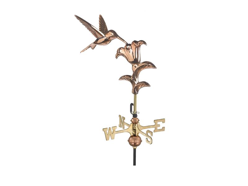 (#8807) Hummingbird Weathervane Image
