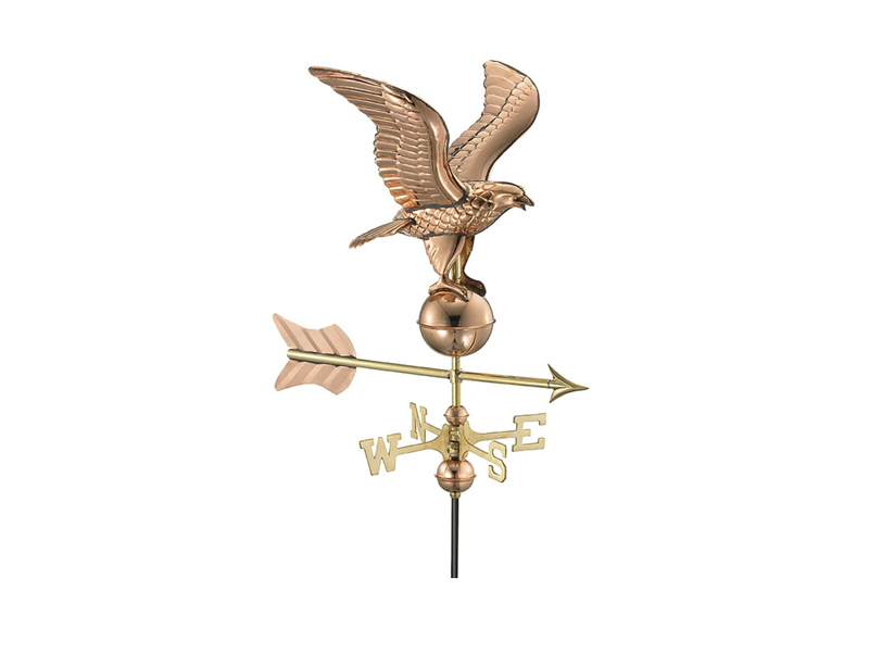(#8815) Eagle Weathervane Image