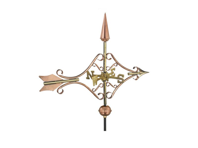 (#8842) Victorian Arrow Weathervane Image