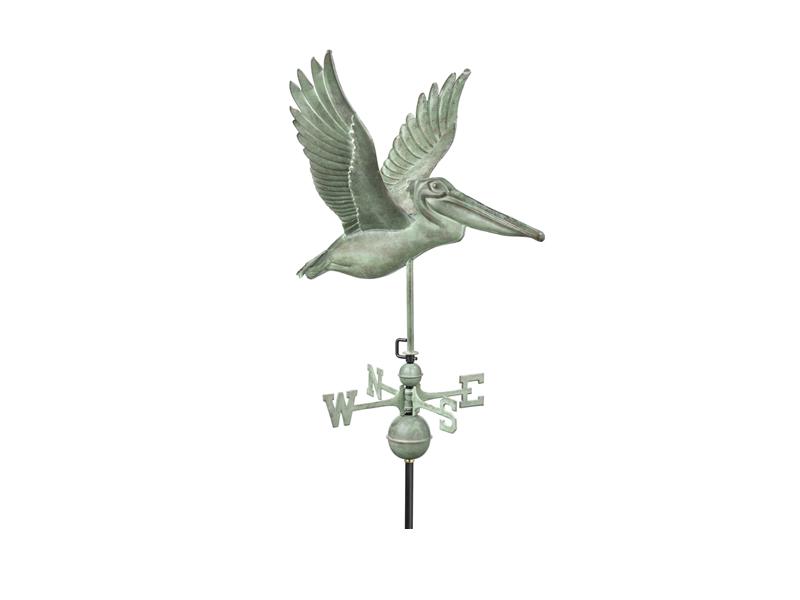 (#9509) Pelican Weathervane Image