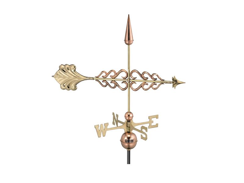 (#954) Smithsonian Arrow Weathervane Image