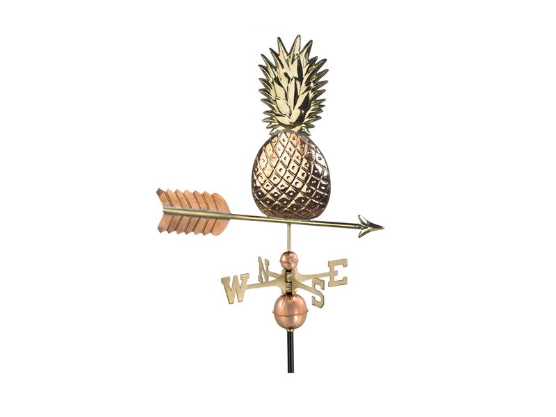 (#9635) Pineapple Weathervane Image