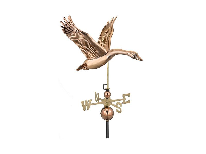 (#9663) Goose Weathervane Image
